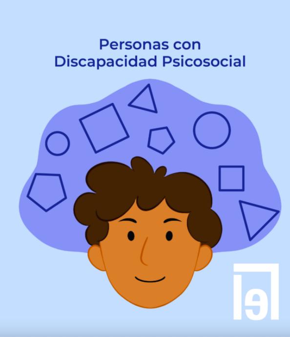 Personas con Discapacidad Psicosocial